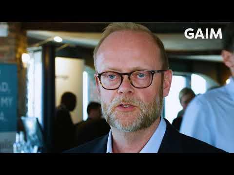 GAIM 2018 - Interview with Per Ivarsson (RPM Risk & Portfolio Management AB)
