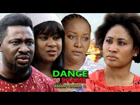 Dance Of Shame Season 2 (episode 5) - 2018 Latest Nigerian Nollywood TV Series Full HD