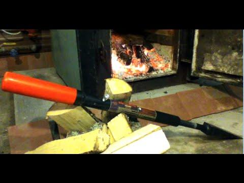 Super spear log splitter hazen industries.
