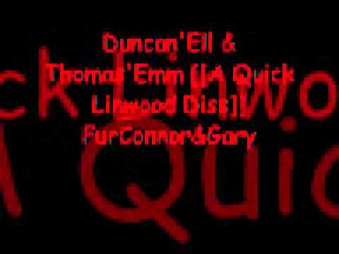 Duncan'Ell & Thomas'Emm [[A Quick Linwood Diss]] FurConnor&Gary