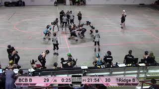 BrewHaHa 2018 Game 39 BCB Battlestars vs BR French Broads