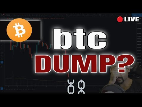 WOW - BTC DUMP! Bitcoin Price Prediction Today & Market Analysis | PRICE TARGETS January 2020 🏮 📌