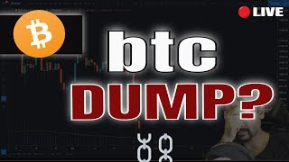 WOW - BTC DUMP! Bitcoin Price Prediction Today & Market Analysis | PRICE TARGETS January 2020 🏮 📌