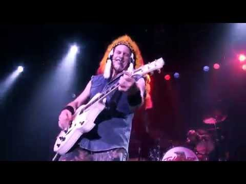 "TED NUGENT - ""Great White Buffalo"" - LIVE!"