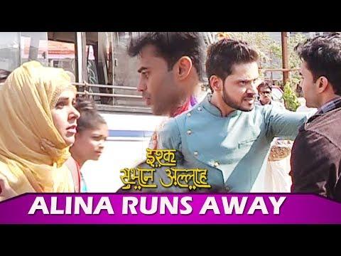 Ishq Subhan Allah: Alina Runs Away With Rez, Kabir Catches Them & Gets Angry