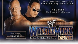 WWF WrestleMania X-Seven DVD Review
