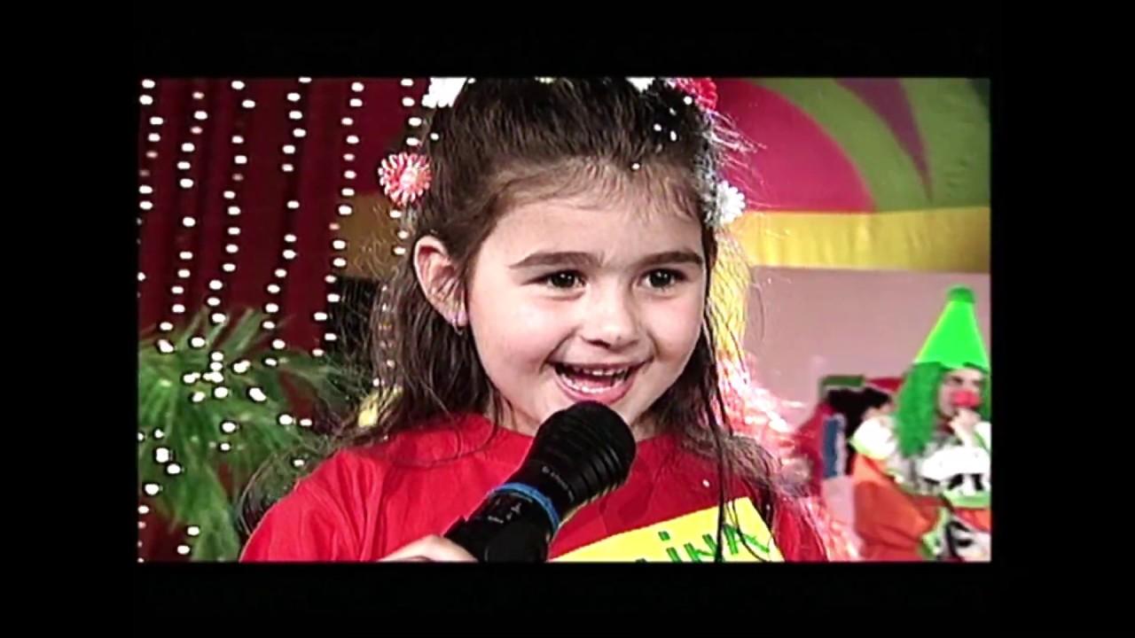 ALINA EREMIA la  TIP TOP MINITOP | 1998