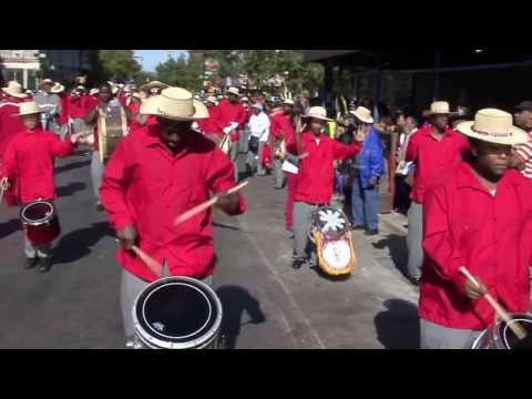 First Panamanian Marching Band 2013 - A