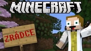 [GEJMR] Minecraft Minihry - Jirka, Marwex, Kelo - Zrádci, nevinní a detektivové #3