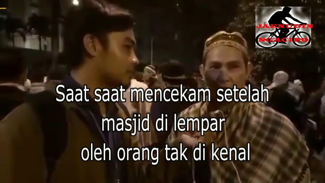 Copy of SUASANA MENCEKAM KETIKA SALAH SATU MASJID DI S3R4NG