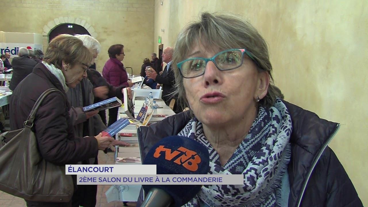 Yvelines | Elancourt : 2ème salon du livre à la Commanderie