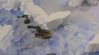 Ice Dungeon 100 Piece Terrain