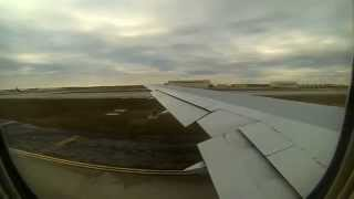 Delta 767-300 Takeoff from Detroit Metro Airport