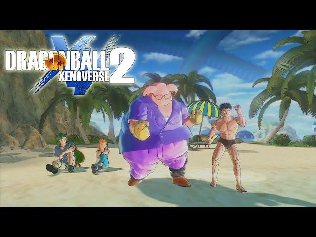 Dragon Ball Xenoverse 2 New Gameplay Video Showcases Custom