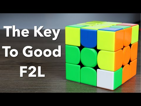 6 REALLY IMPORTANT F2L Cases For Intermediate Solvers