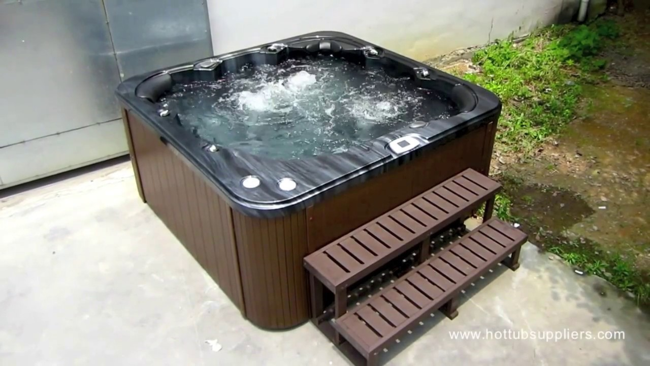 Balboa Hot Tub >> The Baron Zen Spas 7 Seater Balboa Hot Tub Exclusive To Hot Tub