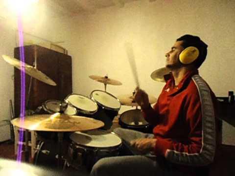 Nagy Erik Drums improvizáció