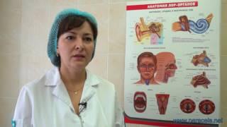 ЛОР-врач в Тюмени (Парацельс)(Болит горло или ухо, не получается вылечить ринит или отит, появились осложнения после ангины? Вам поможет..., 2016-11-09T08:25:44.000Z)