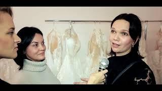 Презентация свадебных платьев 2019