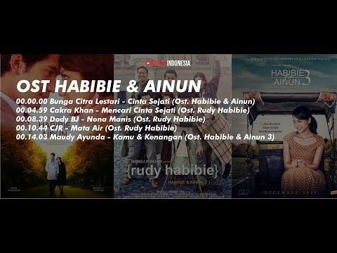 OST HABIBIE & AINUN (Full OST)