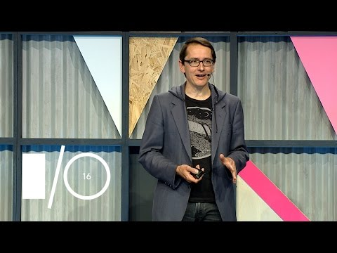 Machine learning & art - Google I/O 2016