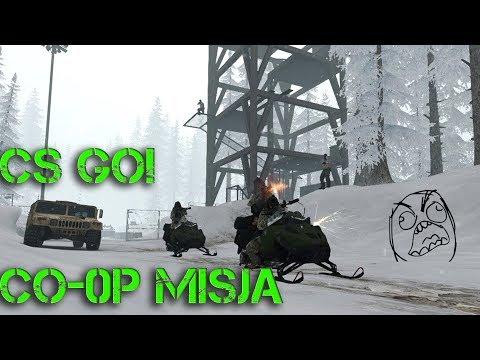 CS:GO #1 - Co-op - Walczymy z mapą od Ctx