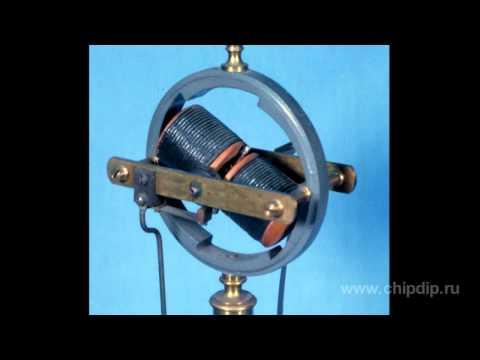 Синхронный электродвигатель Уитстона