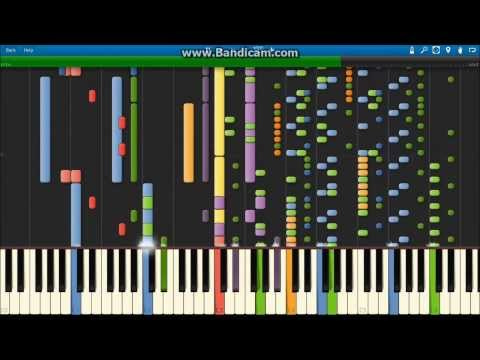 I Can't Stop - Flux Pavilion [Synthesia]