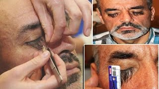 Longest Eyelashes in the World: Valery Smagliy credits the incredible growth to a special food