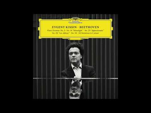 Beethoven : Piano Sonata No.3 in C Major op.2-3 (Evgeny Kissin)