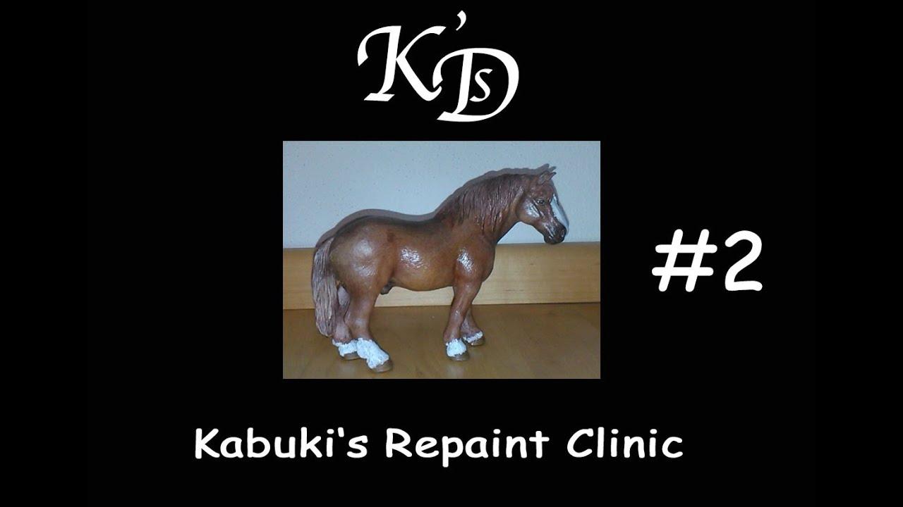 Kabuki's Repaint Clinic #2 Füchse