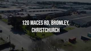 VIP Structural Steel Head Office - 120 Maces Rd, Bromley, Christchurch