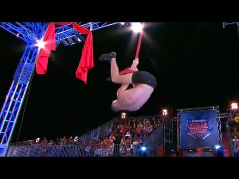 Jack Morris Full Run | Australian Ninja Warrior 2017