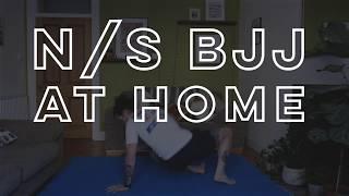 NS/BJJ Edinburgh At Home Trailer - Learn Brazilian Jiu Jitsu & MMA online