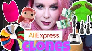 SUPER haul ALIEXPRESS Diciembre 2018 | CLONES ALIEXPRESS DICIEMBRE 2018 +SORTEOS