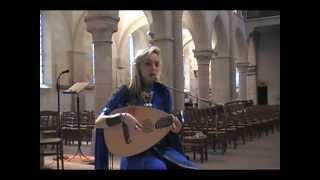 Le chant médiéval des elfes par Marina Lys