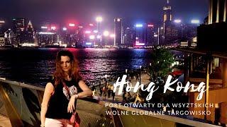 HONG KONG 🇭🇰 | Victoria Peak, Bruce Lee i milion świateł w nocnej panoramie [4K]
