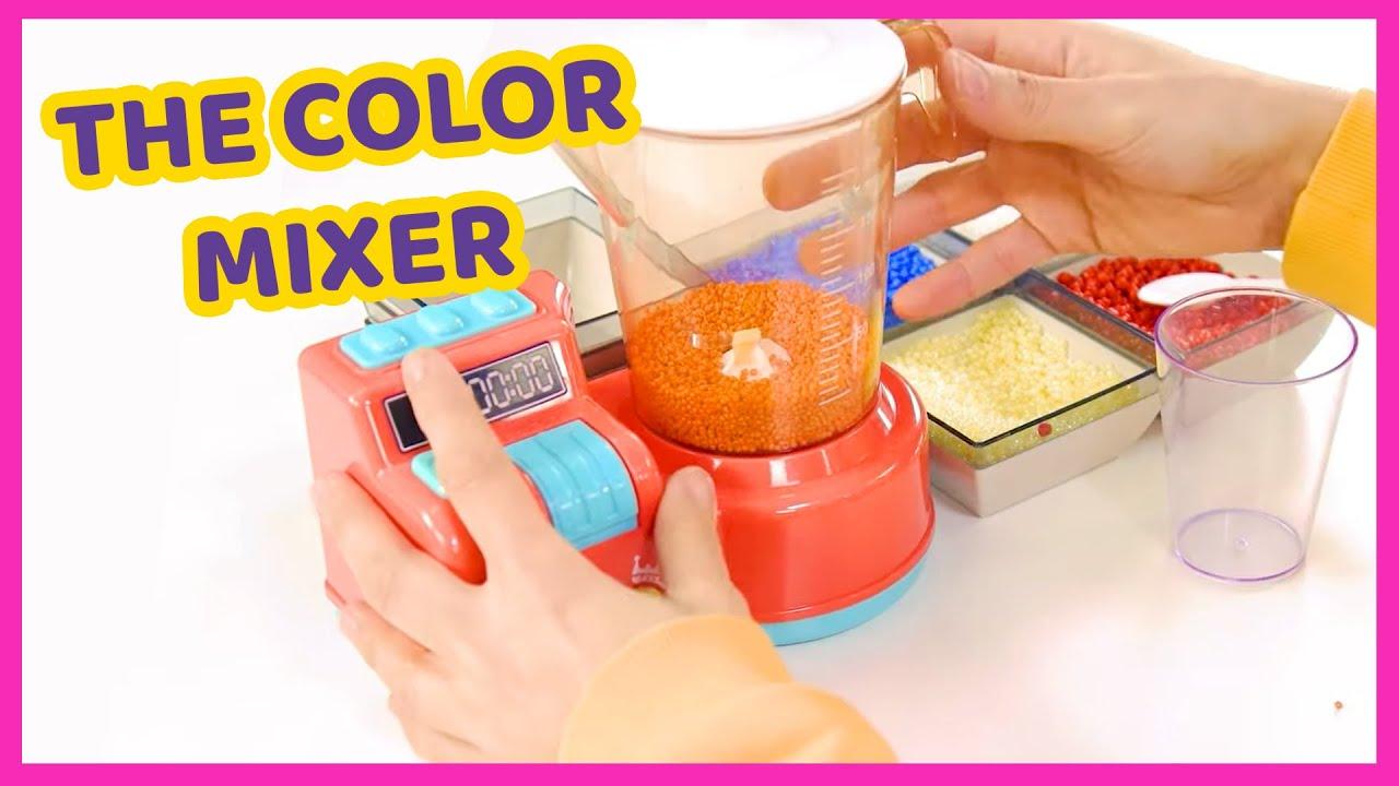 The color mixer The big box of fun - Superkids