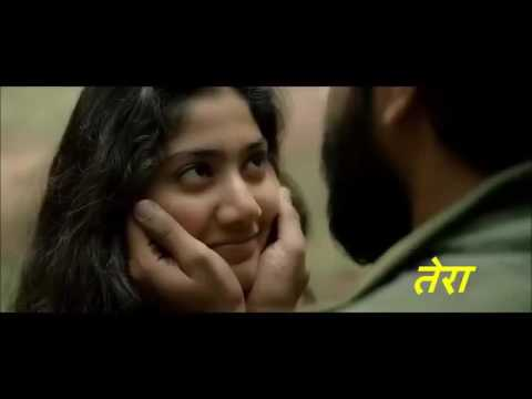 MALARE SONG HINDI VERSION