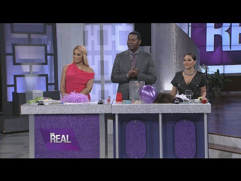 Dennis Haysbert Takes 'The Real' 24 Challenge