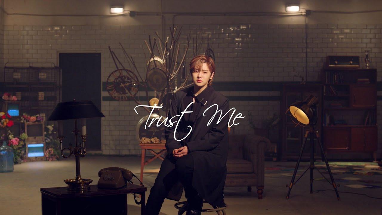 [SHINWONHO] 'Trust me' Lip Sync Ver. (JPN Ver.)