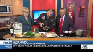 Gambar cover Great Day - KMPH FOX26 - Chef Vinnie Deangelo - Part 3
