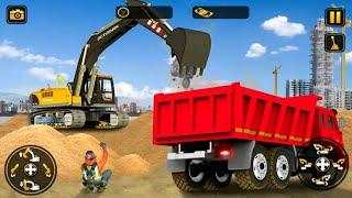 City Construction Simulator - Forklift Truck games screenshot 4