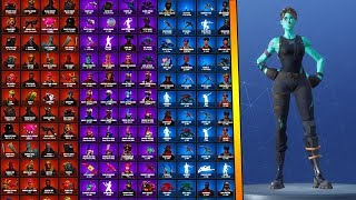 ALLE meine SKINS in Fortnite! | (Wert: +90.000 V-Bucks) | Fortnite Battle Royale
