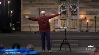 Ден Молер . Личные взаимоотношения с Богом. Послание целиком