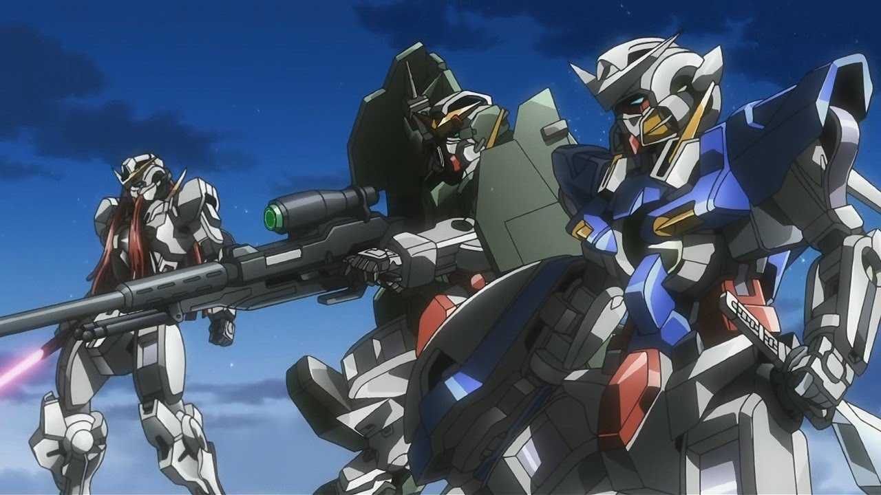 Mobile Suit Gundam 00 AMV Fight - YouTube