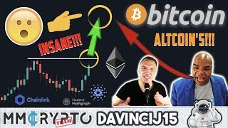BEWARE!!! ALTCOIN's & BITCOIN NUCLEAR!! ALTCOIN ALL TIME HIGH, when THIS HAPPENS!! w. DavinciJ15!