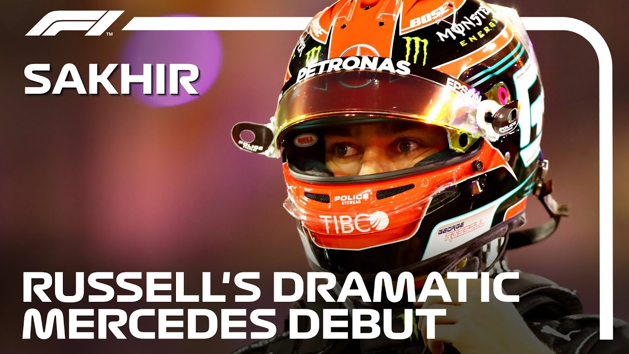 Download From Highs To Heartbreak: George Russell's Extraordinary Mercedes Debut