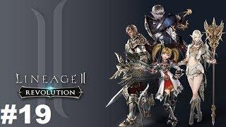 Lineage 2 Revolution #19 Gameplay Android/iOS Получаем ездовое животное арена и завершаем 4 главу