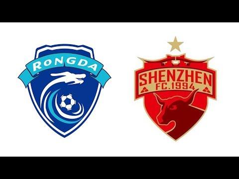 Round 18 - Baoding Rongda FC vs Shenzhen JiaZhaoye